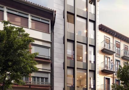 Edifico en Castro Urdiales